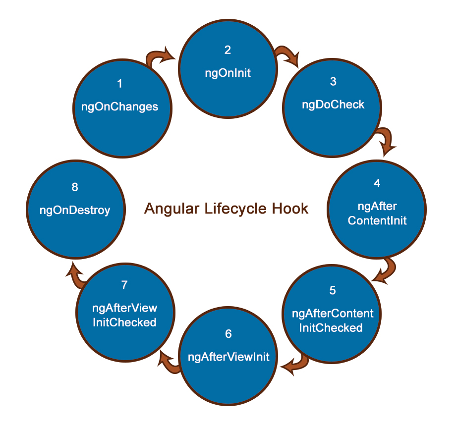 Angular Lifecycle Hooks
