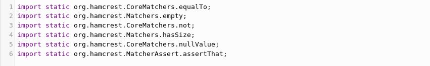 Assertion using AssertJ in RESTful Testing