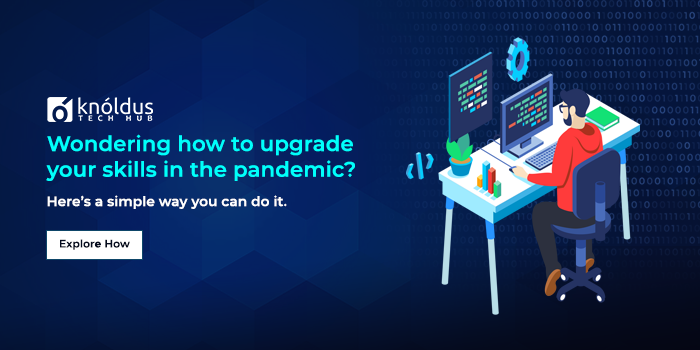 Wondering how to upgrade your skills in the pandemic? Here's a simple way you can do it.