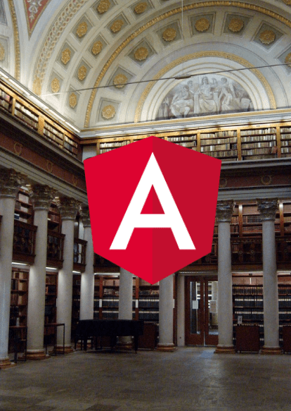 Going to a library with Angular